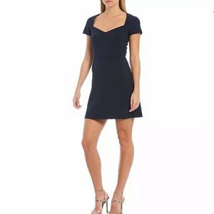 NWT French Connection Whisper Dress L 10